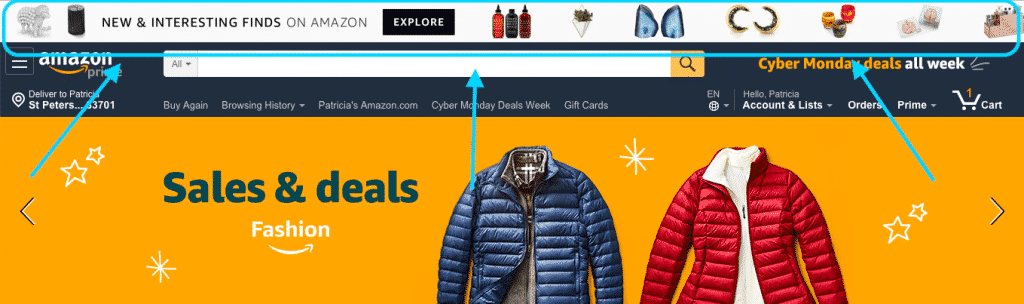 finding product trends for shopify store