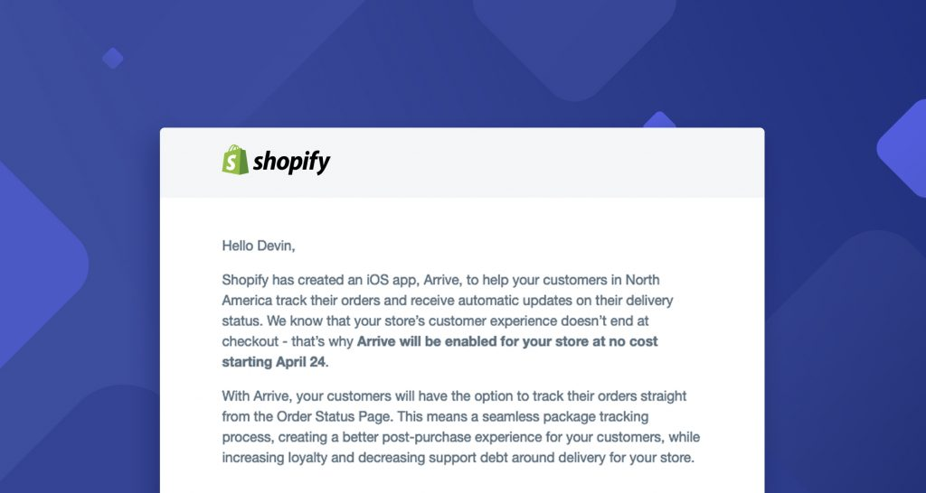 What Is Shopify Arrive - And Should Store Owners Opt-In? - SMAR7